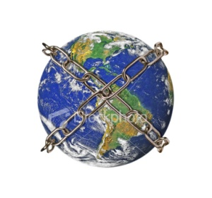Releasing Chains of This World