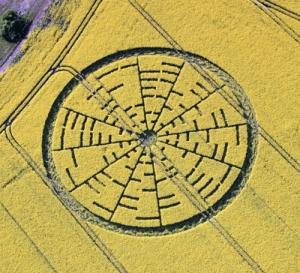 Wilton-Windmill Crop Circle 1