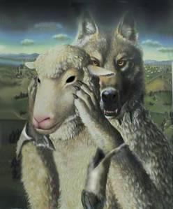 Signs in False Shepherds