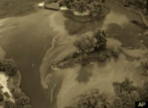 Chevron Oil Spill 2