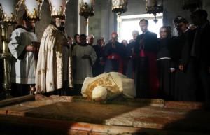 Pope+Benedict+XVI+Visits+Jerusalem+Church+5qIpOo5WroHl